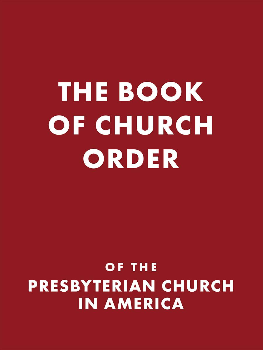 book-of-church-order_pca